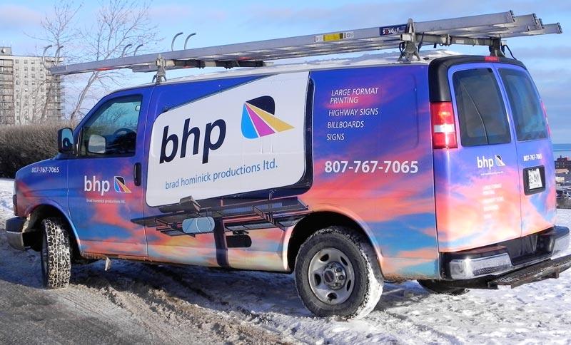 BHP-van