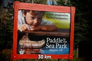 Nipigon Paddle to the Sea