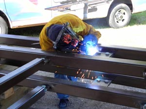 Nipigon Sign Welding